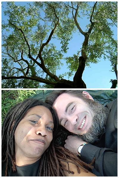 2006-05-11 under the tree