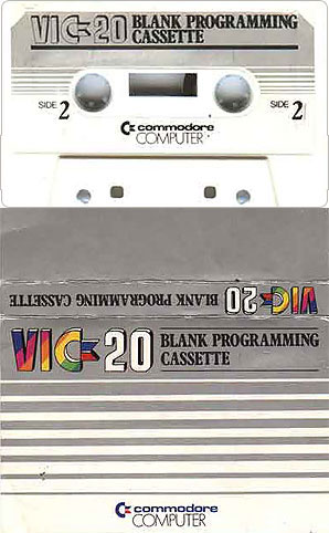 CommodoreVic20-ProgrammingCassette