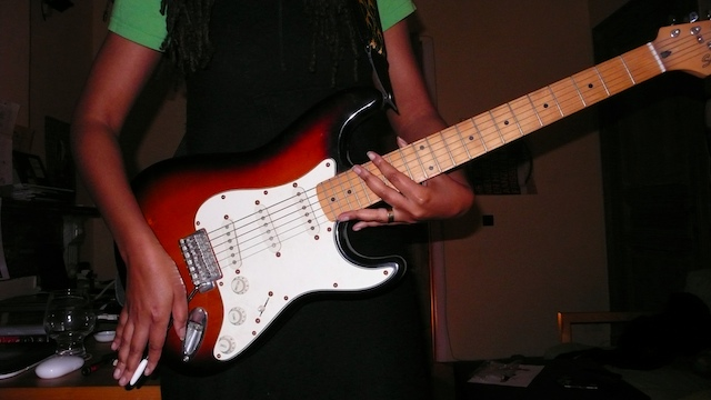 GuitarB