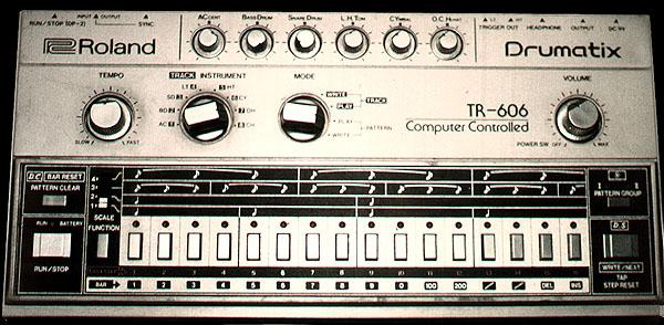 RolandTR-606