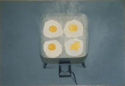 VijaCelmins eggs