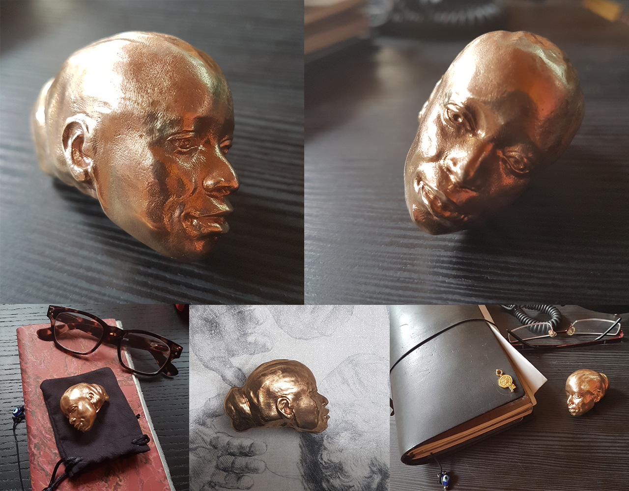 Object 01-bronze