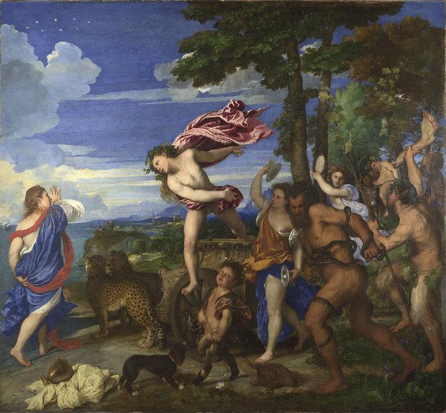 Titian-Bacchus-Ariadne