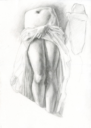 Louvre_ThighsGraphite